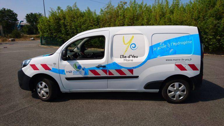 Territoire d'innovation énergétique : l'île d'Yeu mise sur l'hydrogène !