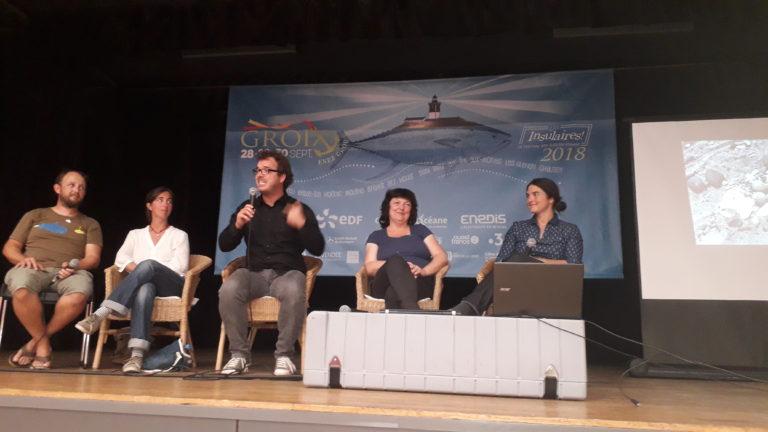 Une délégation des îles de la Madeleine (Québec) invitée à Groix par les îles du Ponant