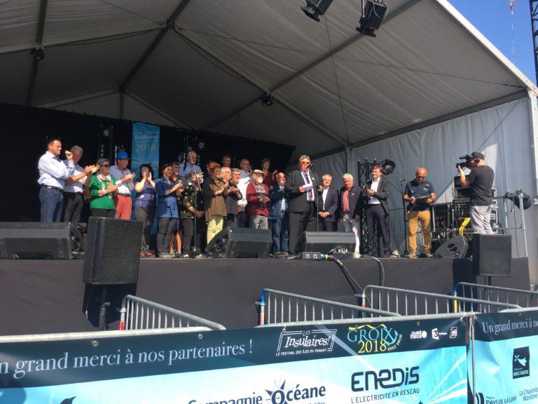 Véritable succès pour la 7e édition du festival Les insulaires !