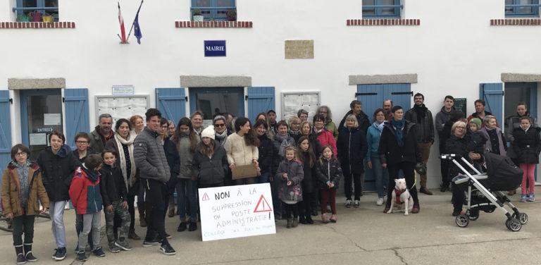 Collège des Iles du Ponant : le demi-poste conservé !