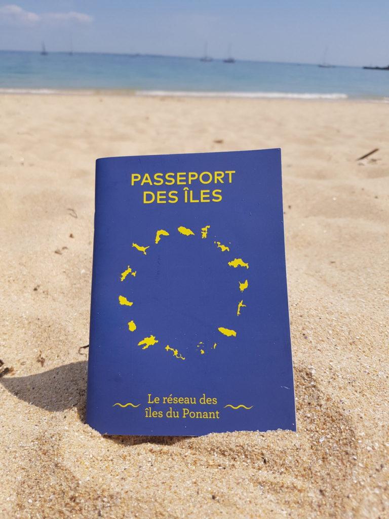 Le passeport des îles est disponible !