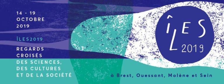#Îles2019 du 14 au 19 octobre à Brest, Ouessant, Molène et Sein