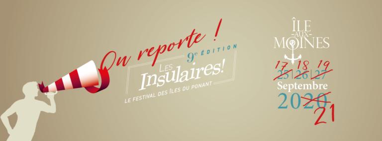 La 9ème édition du Festival des Insulaires reportée