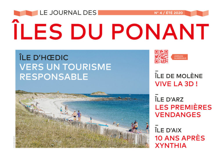 Le journal des îles 2020 est disponible !