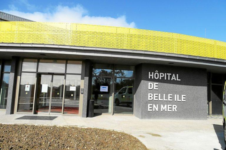 Dispositif de dépistage de la COVID 19 Centre hospitalier de Belle-Ile-en-Mer
