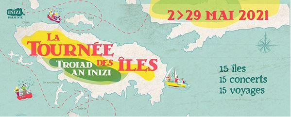Le programme de la tournée Inizi